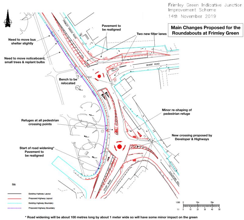 Roundabouts scheme